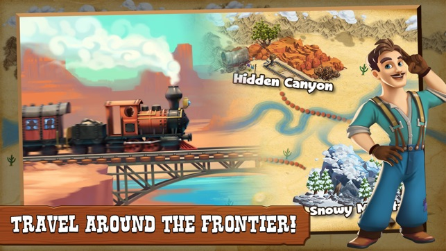 Westbound: Pioneer Adventures on the App Store