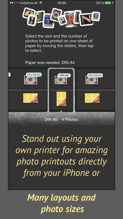 PhotoPrint Pro - Made for Printing screenshot-0