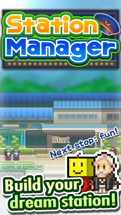 Station Manager Screenshots