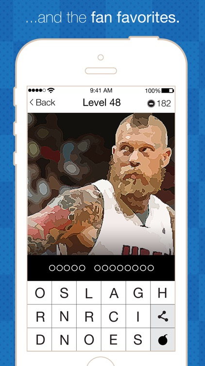 Who's the Baller? - Guess the Basketball Player Word Game screenshot-3