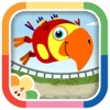 VocabuLarry's Things That Go Game by BabyFirst - iPhoneアプリ