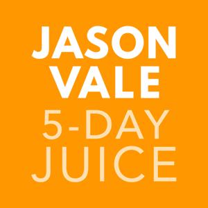 Jason Vale's 5-Day Juice Challenge (5lbs in 5 Days) app