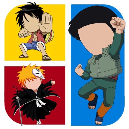 Guess Manga Character Quiz - For Anime Naruto Edition