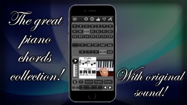 120 Piano Chords screenshot-0