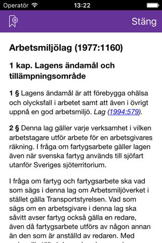 Screenshot of HR-lagar