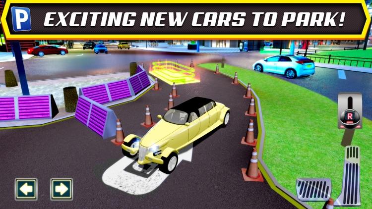 Las Vegas Valet Limo and Sports Car Parking screenshot-3