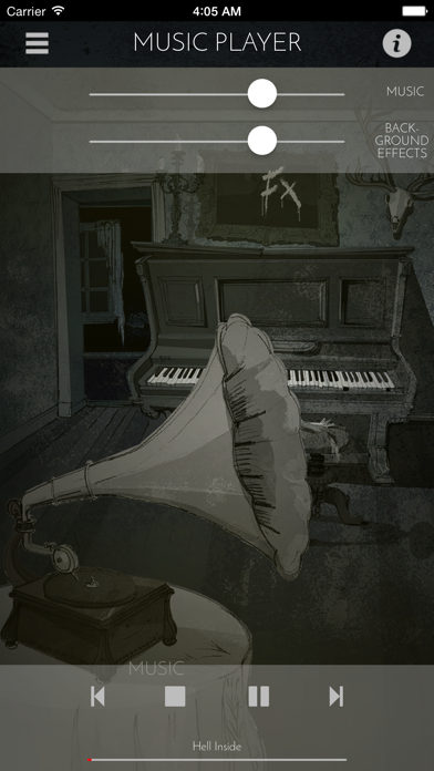 Halloween Haunted House screenshot two