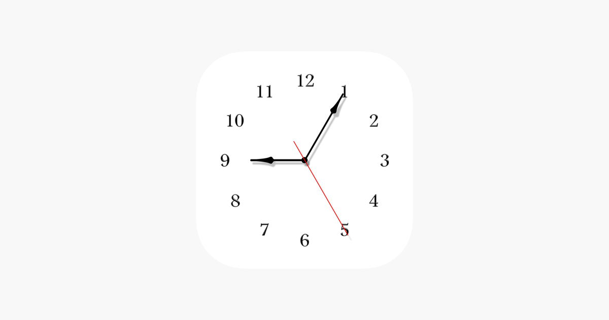 The Clocks: Alarm Clock, World Clock on the App Store