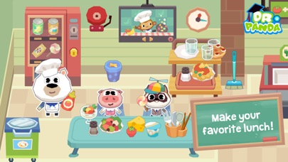 Screenshot #9 for Dr. Panda School