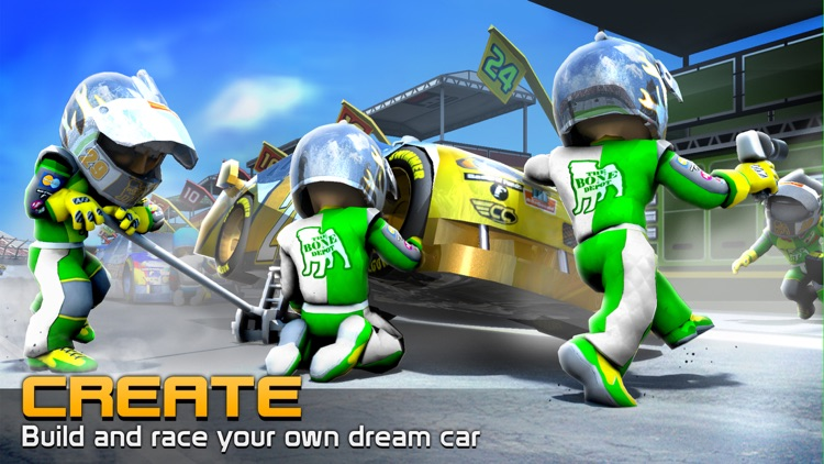 Big Win Racing screenshot-4