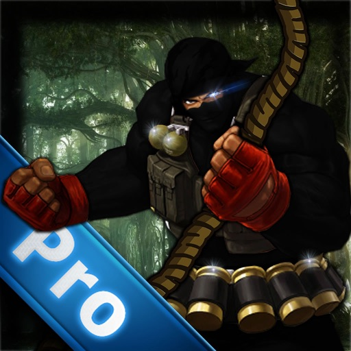 A Reloaded Rope Ninja Pro - Revenge Clan Warlords