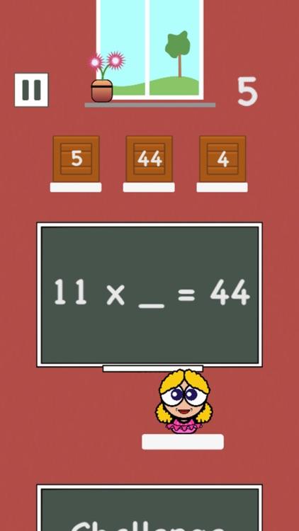Math Academy - Multiplication & Division