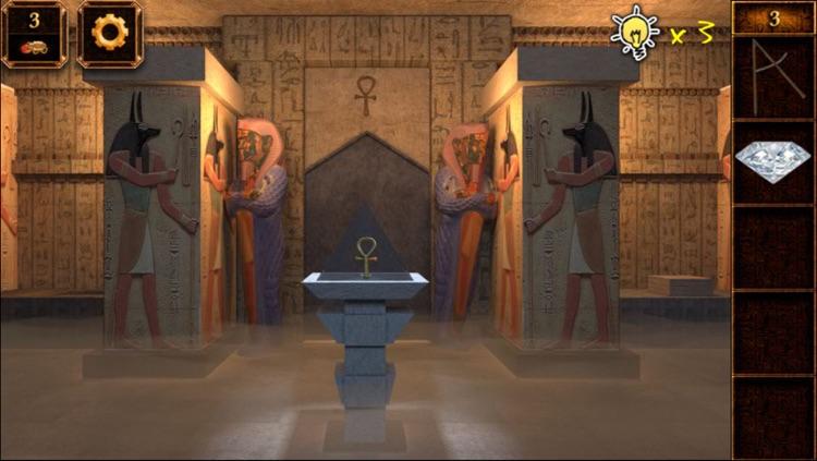 密室逃脫官方系列5:逃出神秘沙漠 - 史上最坑爹的越獄密室逃亡解謎益智遊戲 screenshot-3