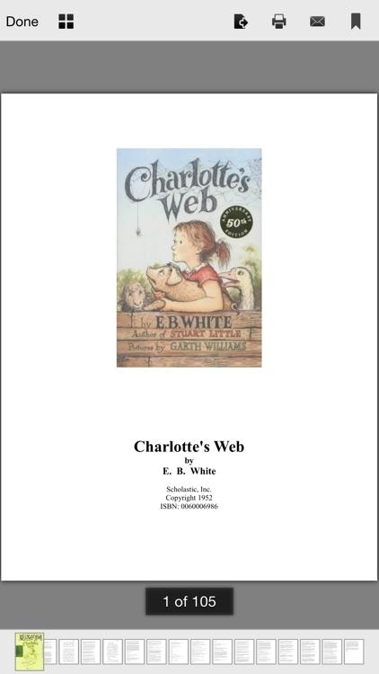 夏洛的网给宝贝孩子听书有声小说