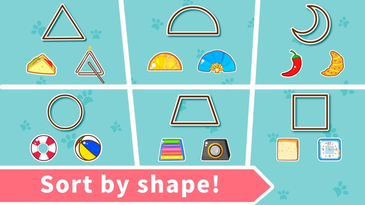 Learning Shapes by BabyBus screenshot-3