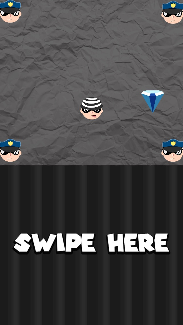 Evade From Police Chase Pro - crazy escape challenge arcade game-0