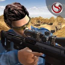Police Sniper Border Escape