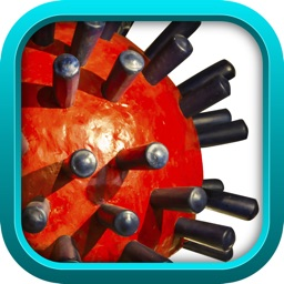Biochemistry & Histology (Cell Gross Anatomy) Review Game for the USMLE Step 1 & COMLEX Level 1 (Scrub Wars) LITE
