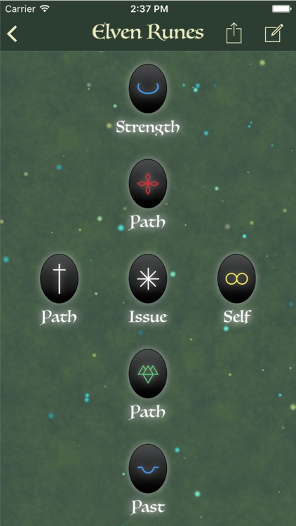 Elven Runes screenshot-2