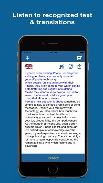 Text Extractor & Translator screenshot-3
