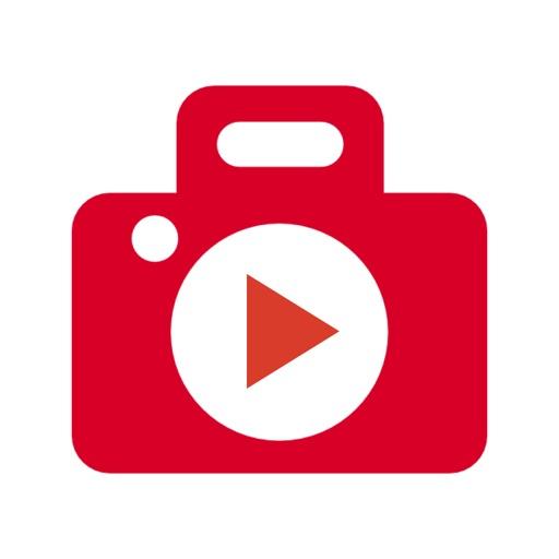 Baby Tube Camera-Tube camera for babies perfect photo- iOS App