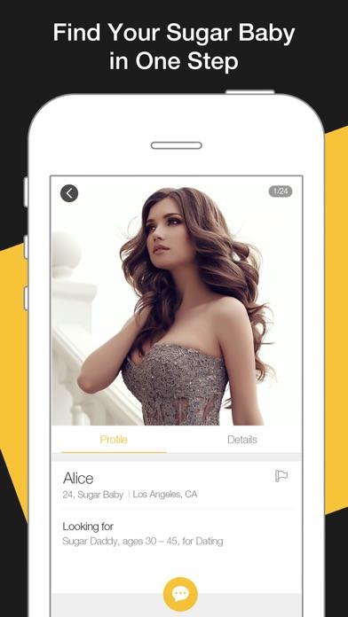 Sugar Dating App Dating rédacteur niche