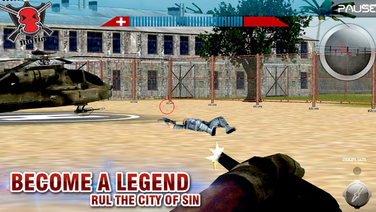 Russian Mafia Gangster City 3D screenshot-3