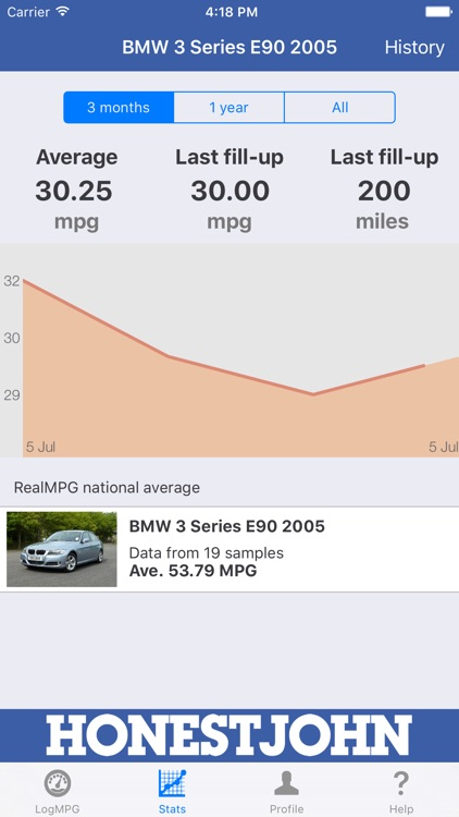Real MPG screenshot-1