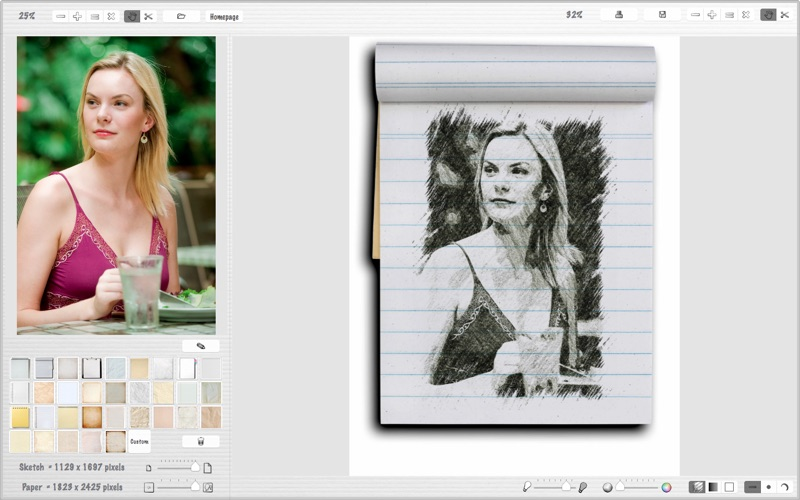 Pencil Sketch Pro Screenshot