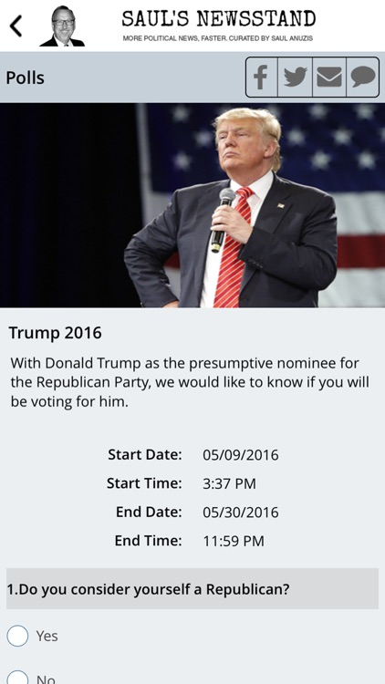 Saul's News screenshot-4
