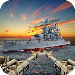 Modern World Warship Combat 3D