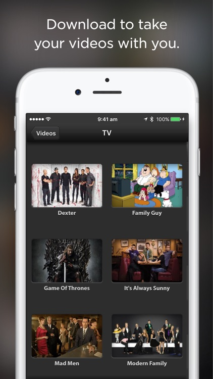 Video Stream - Watch Movies & TV Shows over the Air!