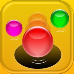 Correspondant à couleurs défi – Jumeler la chute rapide des balles avec le meilleur jeu de changement de couleur