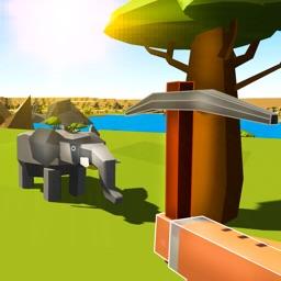African Craft Survival Simulator 3D Full