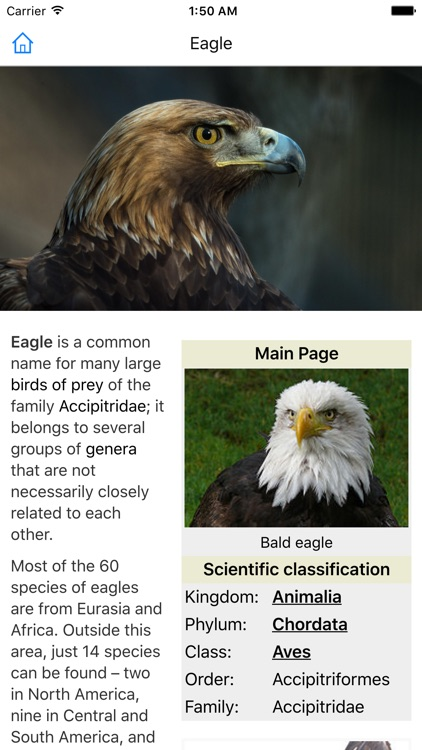 CHI Encyclopedia of Animals screenshot-4