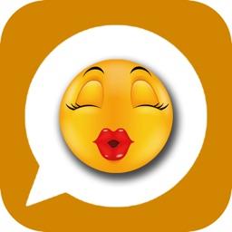 Adult Sexy Emoji - Naughty Romantic Texting & Flirty Emoticons For Whatsapp,Bitmoji Chatting
