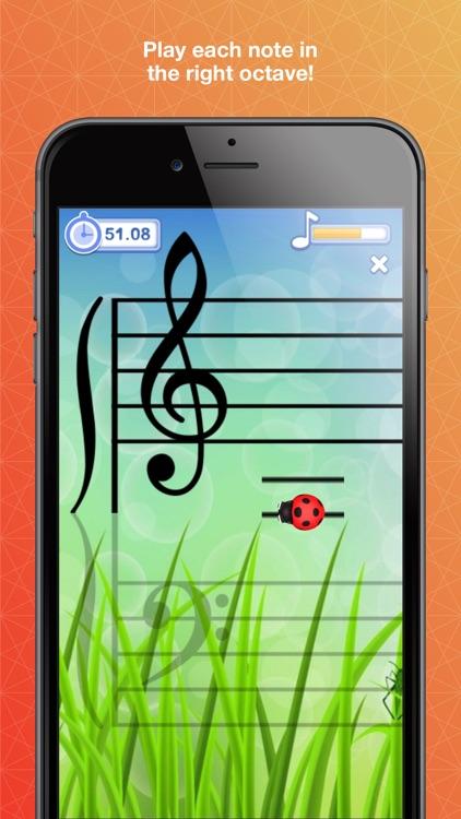Note Rush: Music Reading Game screenshot-3