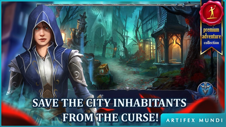 Grim Legends 3: The Dark City screenshot-3