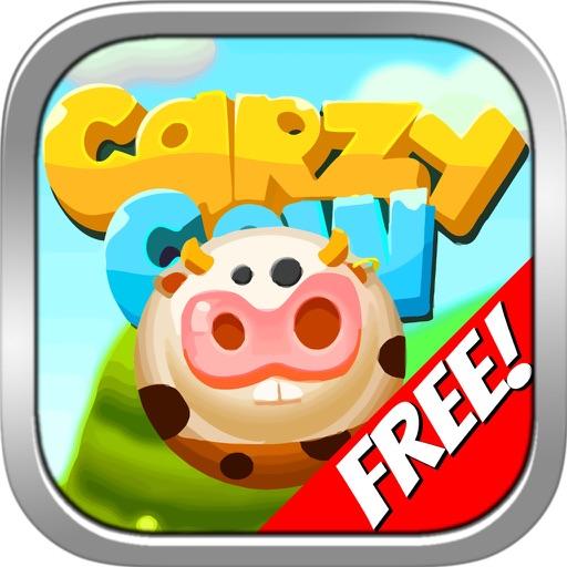 Super Crazy Cow FREE icon