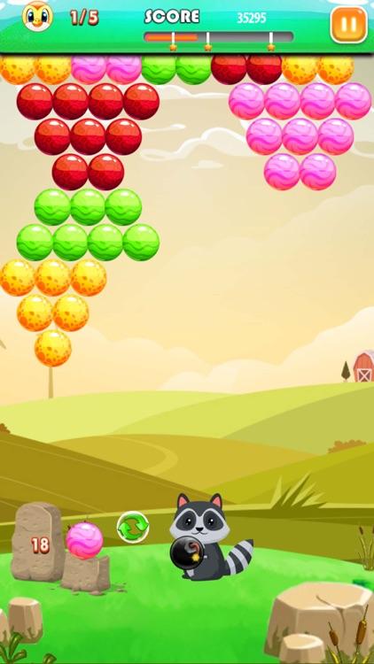 Jungle Bubble Adventure - Free Bubble Shooter HD screenshot-4