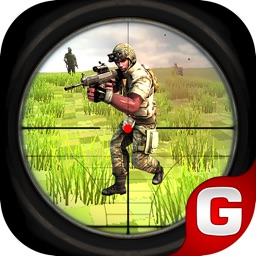 Sniper Killer Elite Shooting - Front Commando Combat Army
