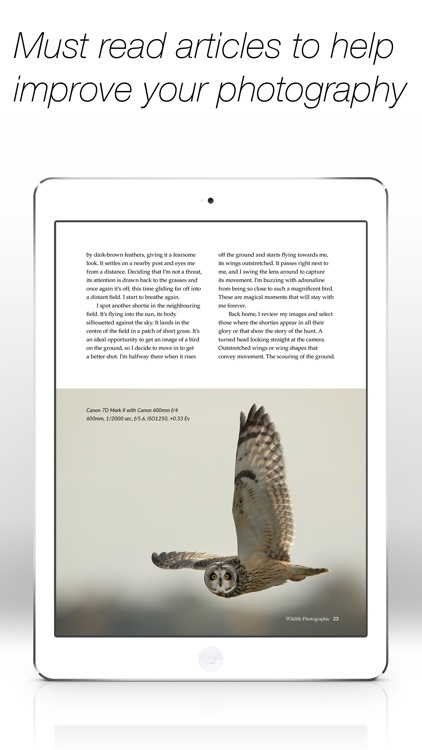 Wildlife Photographic Magazine