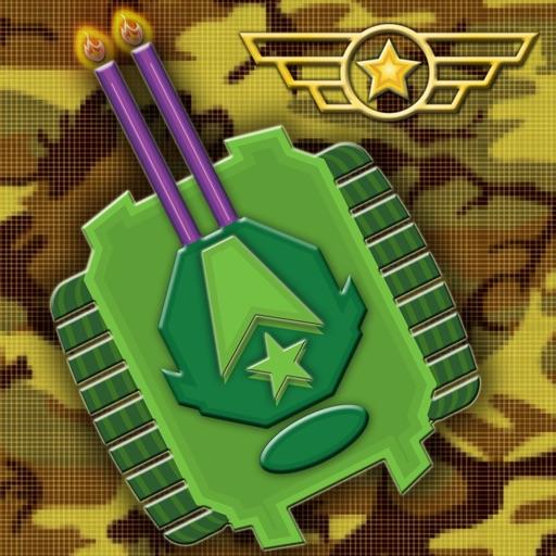 Tank Assault . ZX app logo