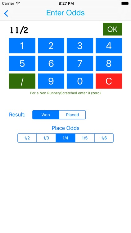 Betting Calculator