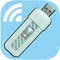 Wireless flash drives connected to your iPhone / iPad and Dropbox and can use these connected storage devices to provide intuitive and view the file management