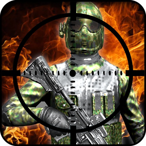Contract Sniper Killer : American Army Ops Free icon