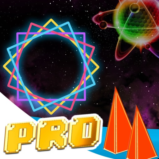 Amazing Cube Sprint PRO - Zig - Zag Neon Color Jump Dash Game