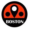波士顿旅游指南地铁路线美国离线地图 BeetleTrip Boston travel guide and Massachusetts mbta metro transit