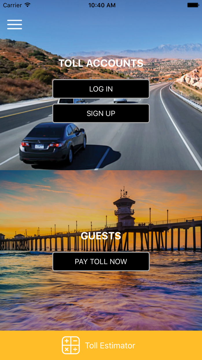 The Toll Roads Screenshot