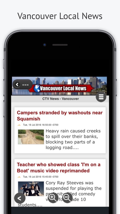 Vancouver Local News